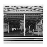 Cyclone Racer Tile Coaster