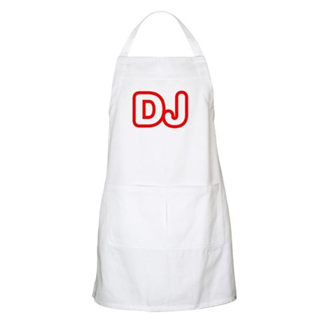 DJ BBQ Apron