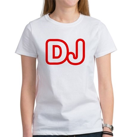 DJ Women's T-Shirt