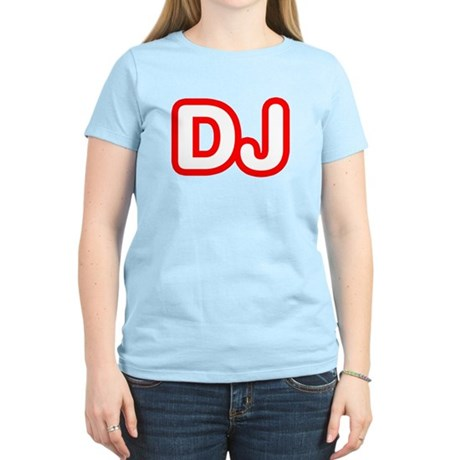 DJ Women's Light T-Shirt