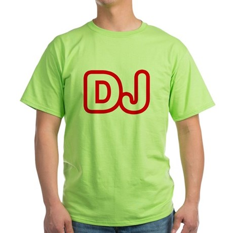 DJ Green T-Shirt