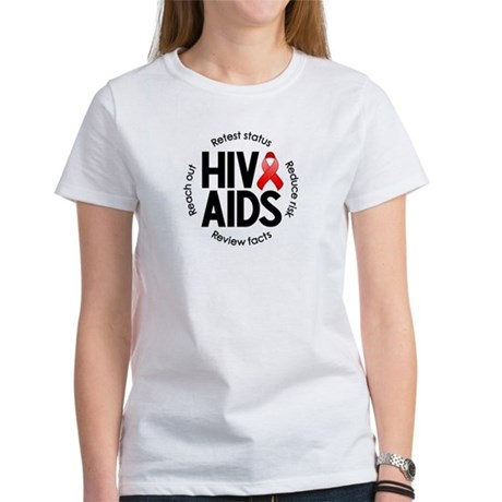 HIV/AIDS Women's T-Shirt