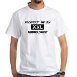 Property of: Audiologist Shirt
