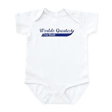 Greatest Tour Guide Infant Bodysuit