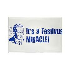 Festivus Miracle Rectangle Magnet