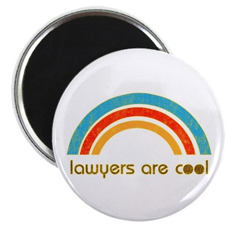 Lawyers Are Cool Magnet