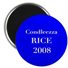 "Condi for President-4 2.25"" Magnet (10 pack)"