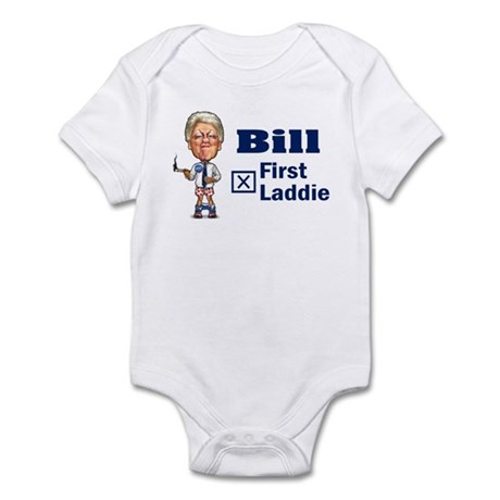 Bill - First Laddie Infant Bodysuit
