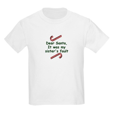 Santa sister Kids Light T-Shirt