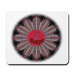 Scorpio-Wheel-round  Mousepad