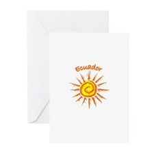 Ecuador Greeting Cards (Pk of 10)
