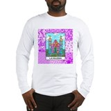 La Iglesia Square Long Sleeve T-Shirt