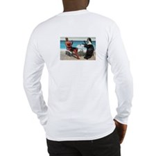 long sleeve with poolside cool kids