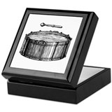 Bass Drum Keepsake Box