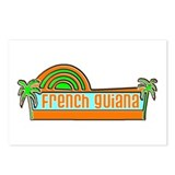 French Guiana Postcards (Package of 8)