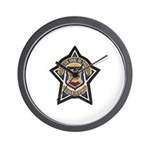 Baja Highway Patrol Wall Clock