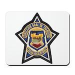 Baja Highway Patrol Mousepad