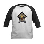 Baja Highway Patrol Kids Baseball Jersey