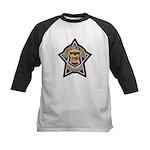 Baja Highway Patrol Kids Baseball Jersey