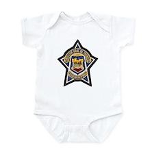 Baja Highway Patrol Infant Bodysuit