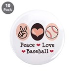 Peace Love Baseball 3.5