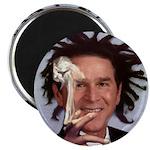 """!SMOKIN UP GW Button 2.25"""" Magnet (10 pack)"""