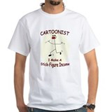 Unique Cartoonist Shirt