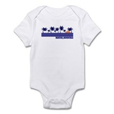 Roatan, Honduras Infant Bodysuit