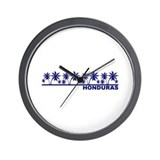 Honduras Wall Clock