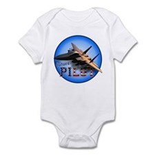 future pilot (F-15 Eagle) Infant Bodysuit