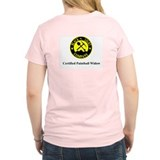 Women's Pink Widow Tee