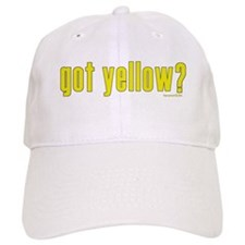 got yellow? Baseball Cap
