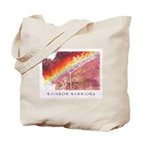 Rainbow Warriors Tote Bag