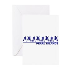 Pearl Islands, Panama Greeting Cards (Pk of 10)