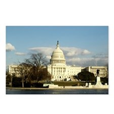 Capital Building Postcards (Package of 8)
