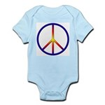 Peace Sign Infant Creeper