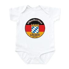 Gruber Oktoberfest Infant Bodysuit