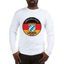 Gruber Oktoberfest Long Sleeve T-Shirt