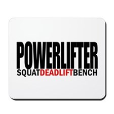 POWERLIFTER Mousepad
