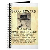 Wanted Grat Dalton Journal