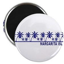 Margarita Island Magnet