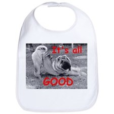 All Good Pei Bib