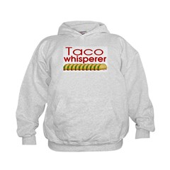 Taco Whisperer Kids Hoodie