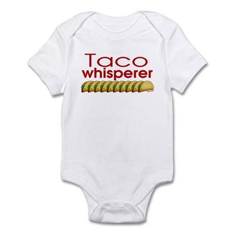 Taco Whisperer Infant Bodysuit