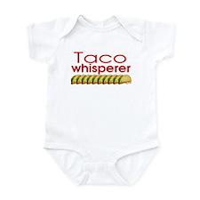 Taco Whisperer Infant Bodysuit