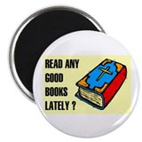 "BIBLE 2.25"" Magnet (10 pack)"
