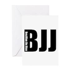 BJJ - Brazilian Jiu Jitsu Greeting Card