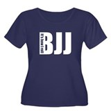 BJJ - It's how I roll Women's Plus Size Scoop Neck