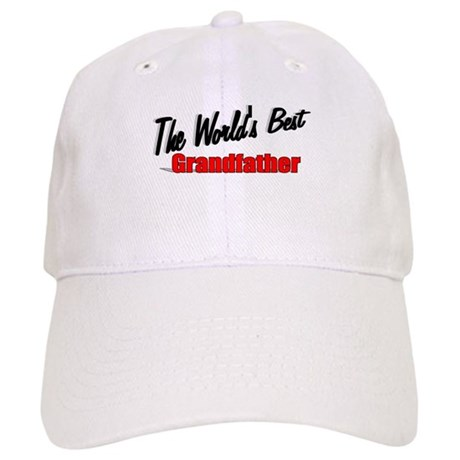 """The World's Best Grandfather"" Cap"