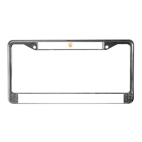 Stuttgart, Germany License Plate Frame